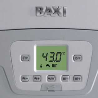 Газ. Котел BAXI  LUNA DUO-TEC MP 1.50  7104050--  48квт