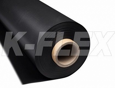 Рулон K-FLEX 1000-10 IN CLAD black АКЦИЯ!!!