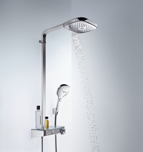 Raindance Select E 300 3jet Showerpipe, ½' 27127000