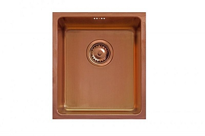 Кухонная мойка Seaman Eco Roma SMR-4438A Red Bronze