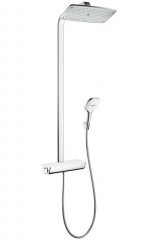 Raindance Select E 360 Showerpipe, ½' 27112400